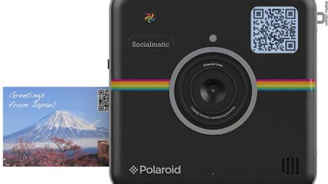 instagram polaroid for sale polaroid s new 299 socialmatic instagram goes on