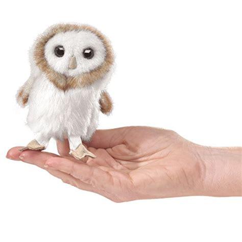 Papermau Barn Owl Miniature Paper - awardpedia folkmanis mini barn owl finger puppet