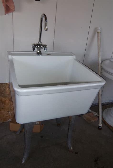 cast iron laundry sink cast iron laundry tub befon for 11 utility sink apron