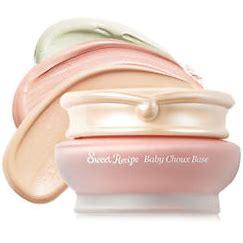 Sweet Recipe Baby Choux Base Spf 25 Ppa 2 Berry Choux Sachet etude house sweet recipe baby choux base spf25 pa r 233 gi