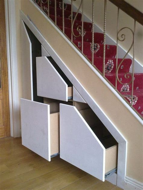 Below Stairs Design 25 Best Ideas About Stair Storage On Pinterest Stair Storage The Stairs And