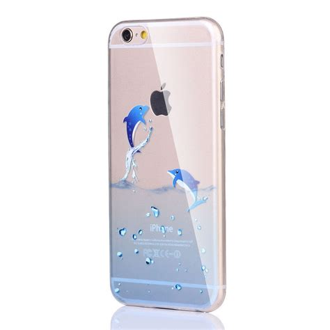 Soft Tpu For Iphone 6 6s 5 5 Intl rubber soft tpu silicone phone back cover for iphone