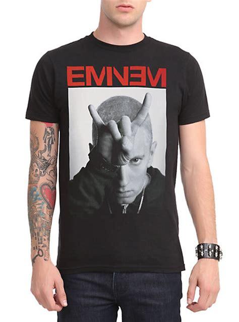 T Shirt Eminem eminem horns slim fit t shirt topic t shirt review