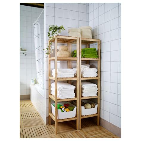 ikea badezimmer tegal ikea regale einrichtungsideen f 252 r mehr stauraum zu hause