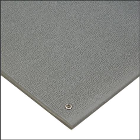 electrosoft static dissipative mats are static conductive