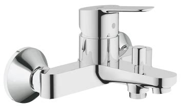 Grohe Bath Shower Mixer grohe bauedge bath shower mixer 32820000 hydro style