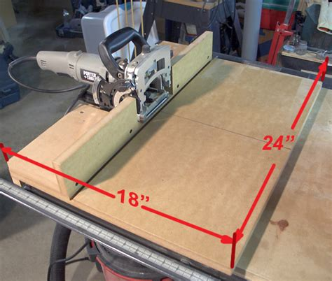 woodworking biscuit cutter biscuit jointer jig jigs and tips for the workshop