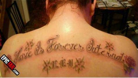 more glorious tattoo fails