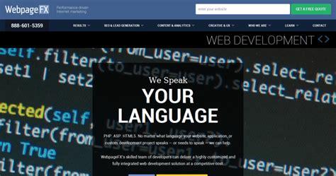 best magento website webpagefx top magento web design firms 10 best design