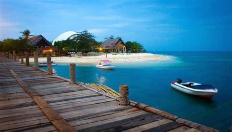 Klakson Katfer Keong Htm Murah paket wisata pulau umang banten 2017 info wisata indonesia