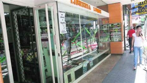 fachada de la antigua librer 237 a luque que cerr 243 en agosto