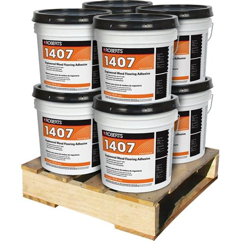 home depot paint manufacturers 4 gal premium vinyl tile glue adhesive 2057 4