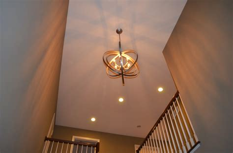2 story foyer lighting 2 story foyer chandelier modern ideas stabbedinback