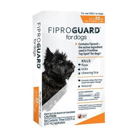 reliever for dogs sentry fiproguard flea tick topical medication for dogs