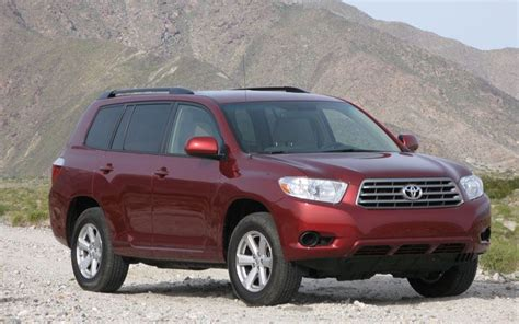 how to learn about cars 2009 toyota highlander regenerative braking 2009 toyota highlander information and photos momentcar