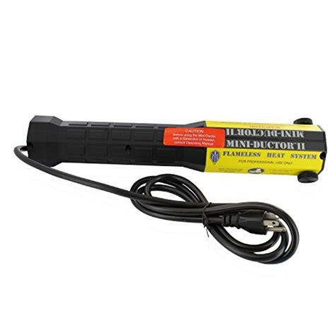 mini ductor ii induction innovations md 700 mini ductor ii magnetic induction heater kit automotive repair