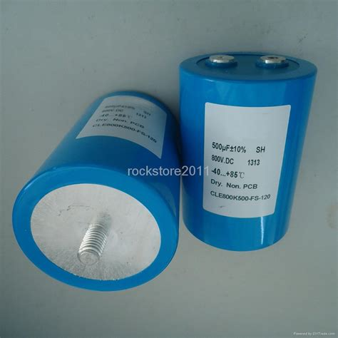 filter capacitor polarity un polarized capacitor 500uf 800v dc link filter cle500 800 mfeo china trading company