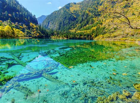 clearest lake in china facts 10 places with the clearest waters places to see in your lifetime