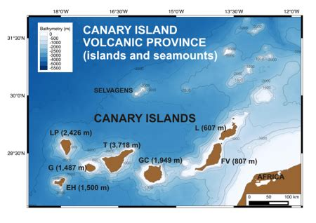 Geology Of Intraplate Volcanic Islands And Seamounts