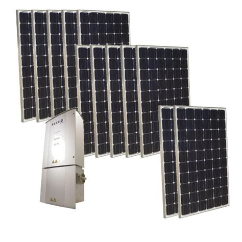 purchase grape solar gs 3000 kit 3000 watt