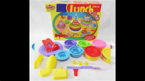 Lilin Mainan Doh Cake Decor katalog lengkap koleksi lilin mainan doh murah