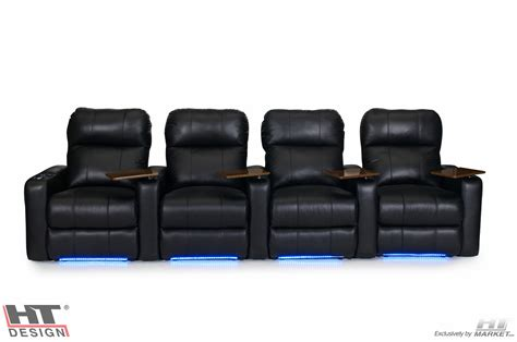 ht design southton home theater seating top grain leather