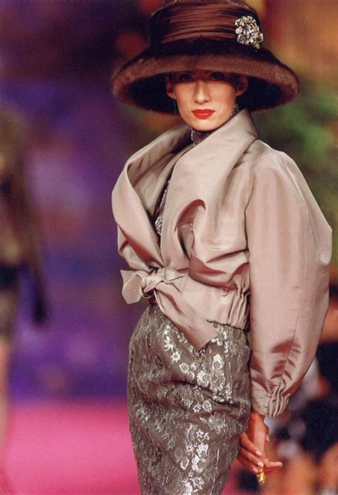 Christian Lacroix Couture by Christian Lacroix Haute Couture Style