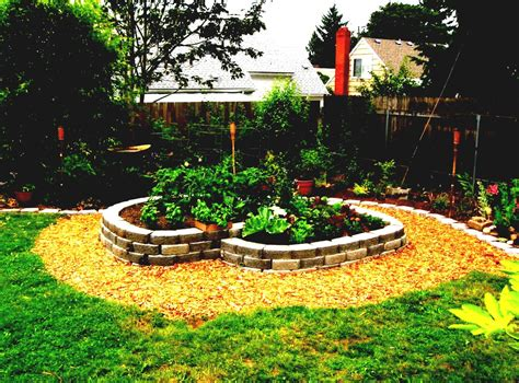 Landscape Design Ideas For Backyard Gardening Ideas For Front Yard Container Gardening Ideas