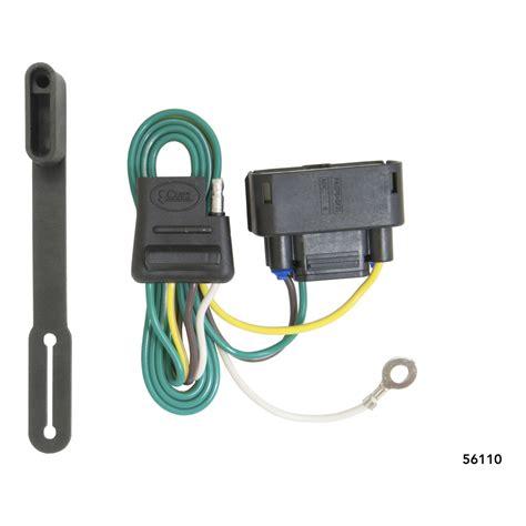 Ford F150 2010 2018 Wiring Kit Harness Curt Mfg 56110