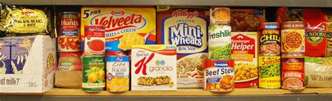 Pantry Meals by Pica Sunday Baptist Church In America