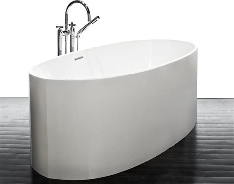 Narrow Bathtub by Narrow Bathtubs Help Much For Small Bathroom Homesfeed