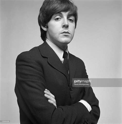 singer songwriter and musician paul mccartney 1965