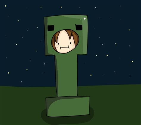 Imagenes Kawaii De Minecraft | teh kawaii creeper by winfishu on deviantart