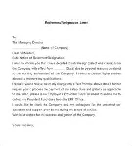 Resignation Letter Format Editable Resignation Letter Template 25 Free Word Pdf Documents Free Premium Templates