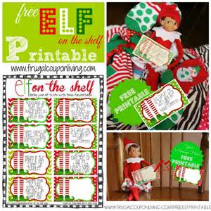 make the holidays fun with free christmas printables