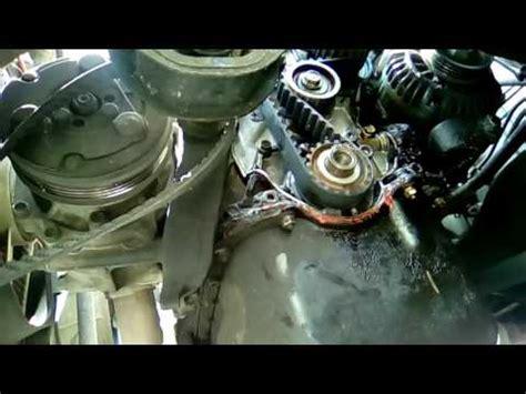 motor honda civic 1 7 lts cambio de banda de distribuci 243 n