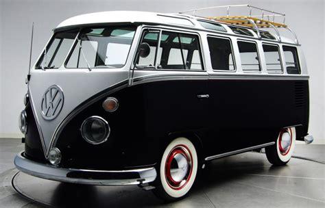 Harga Vans Buzz kisah lagenda bas mikro volkswagen yang mana satu combi