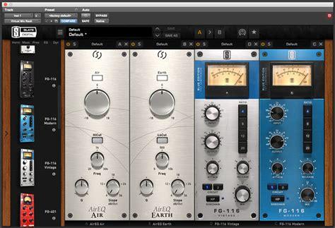 Slate Digital Mix Rack by New Mix Rack Plugins From Slate Digital