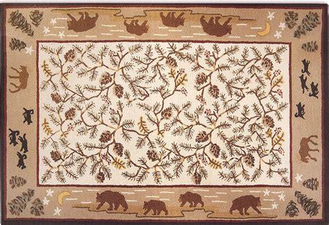 cabin style rugs tahoe lodge style furnishings cabin fever tahoe rugs