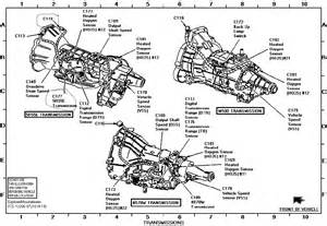 1998 Ford Explorer Transmission 94 Ford Ranger Automatic Transmission Wiring Diagram Get