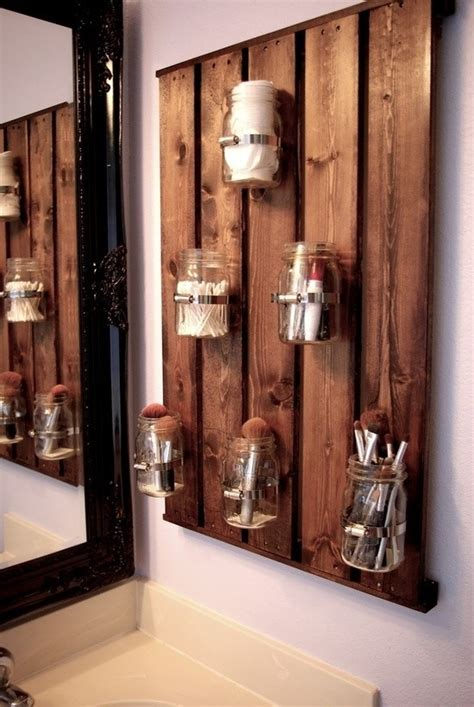 bathroom makeup storage ideas makeup organizer interior design ideas