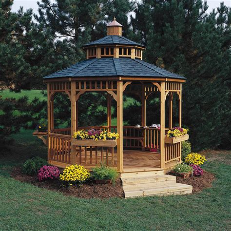 gazebo in garden fascinating design ideas for garden gazebo diy motive