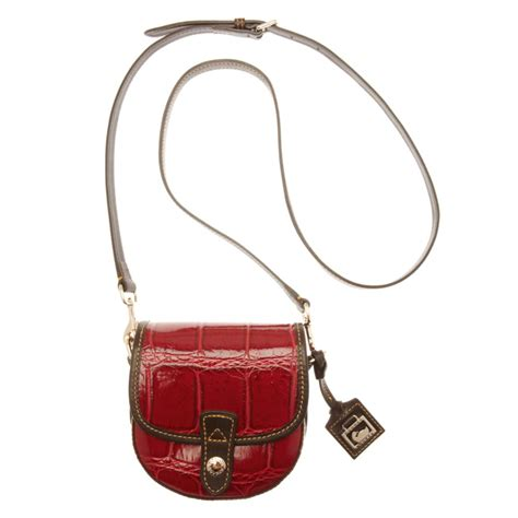 Dooney Bourke Ebelle5 Designer Dooney And Bourke Mini Handbag And Organizer Giveaway by Dooney Bourke Croc Mini Flap Crossbody Bag In Lyst