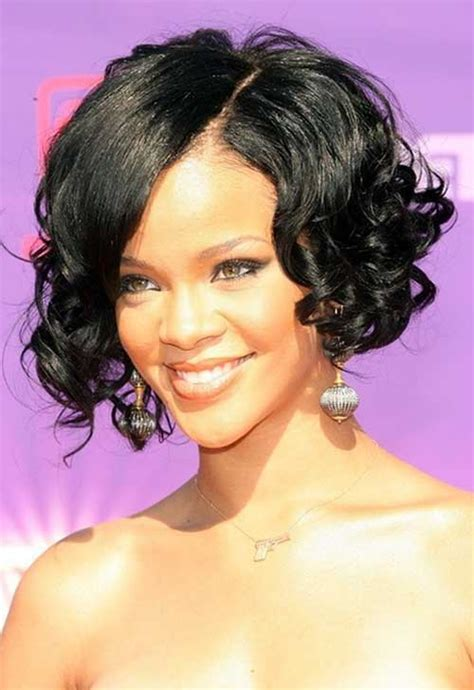 bob haircut styles curly hair 10 layered bob hairstyles for black women bob hairstyles