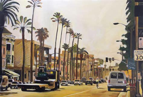 los angeles house painter painting of los angeles 03 california angela wakefield