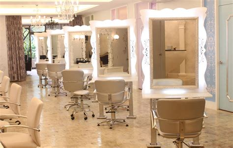 salon decorating on salon interior