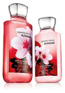 bath amp body works signature collection japanese cherry