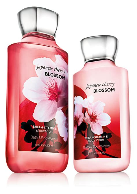 Bath And Body Works Shower Gel Review bath amp body works signature collection japanese cherry