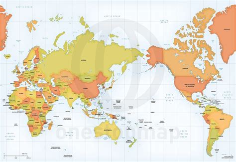 printable world map showing countries 1000 images about maps of world on pinterest africa
