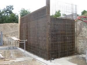 ferraillage mur de soutenement 4933 l avancement des travaux page 3 our new house